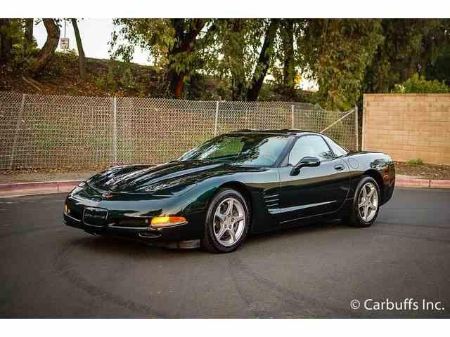 2000 Chevrolet Corvette   1042889