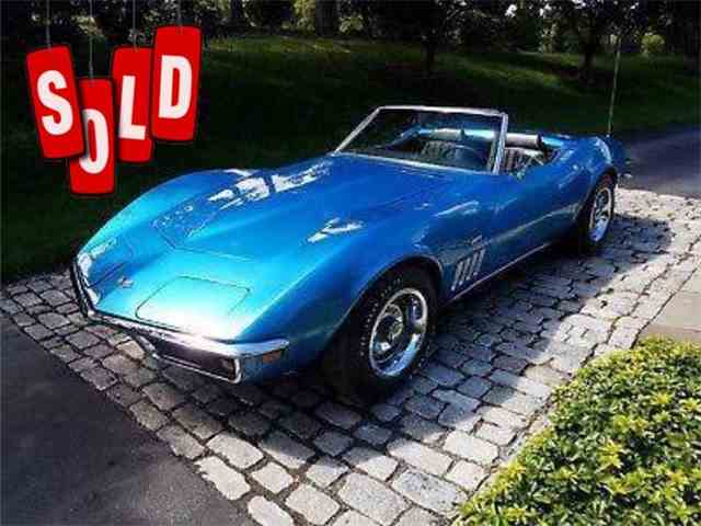 1969 Chevrolet Corvette | 1042891