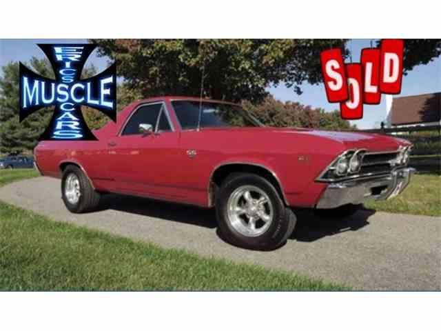 1969 Chevrolet El Camino | 1042897