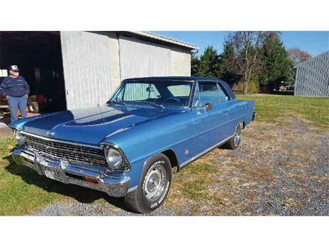 1967 Chevrolet Nova | 1042900