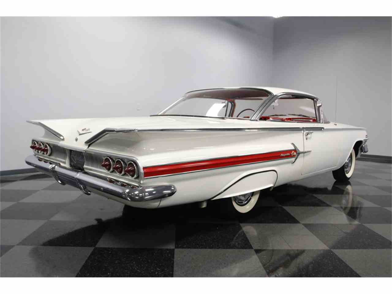 Large Picture of '60 Impala - MAOZ