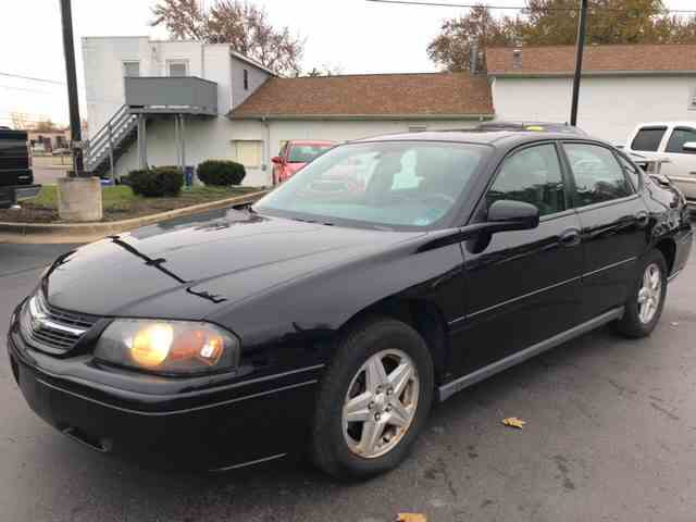 2005 Chevrolet Impala | 1042912