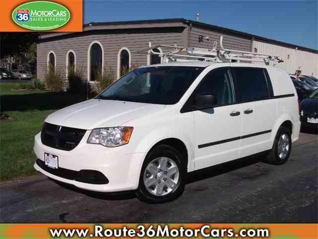2012 Ram Cargo Van | 1042915