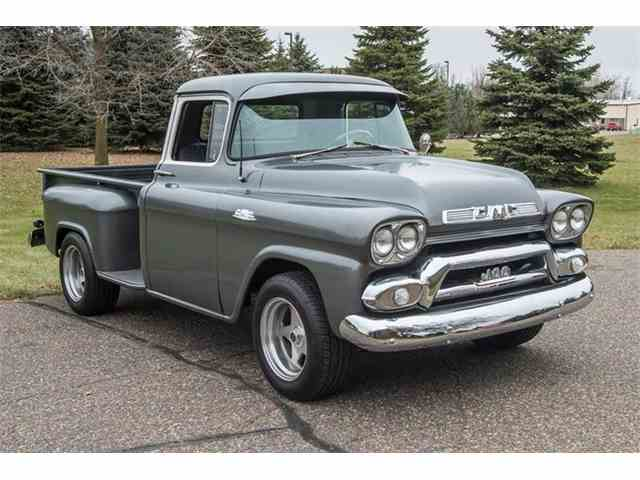 Picture of Classic 1958 GMC Sierra located in Rogers Minnesota - MCQ0