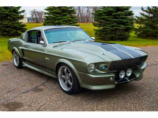 Picture of Classic 1967 Mustang - $149,995.00 - MCQ2