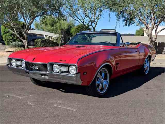 1968 Oldsmobile Cutlass | 1040295