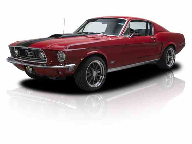 1968 Ford Mustang GT   1042965