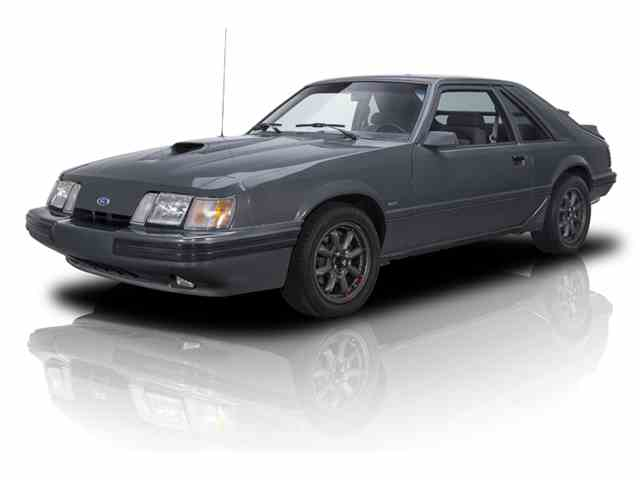 1986 Ford Mustang SVO | 1042977