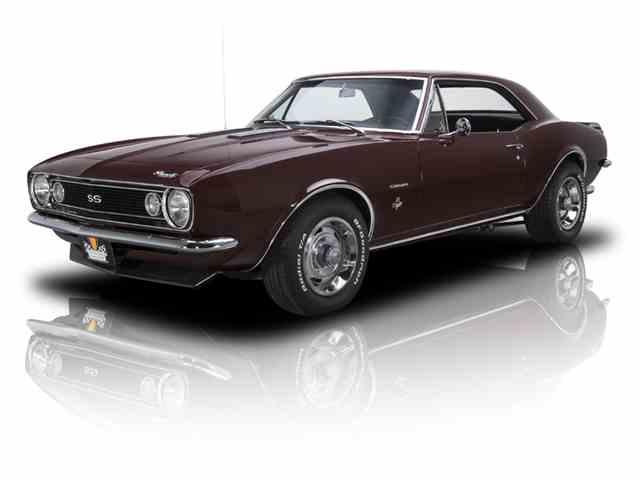 1967 Chevrolet Camaro   1042979