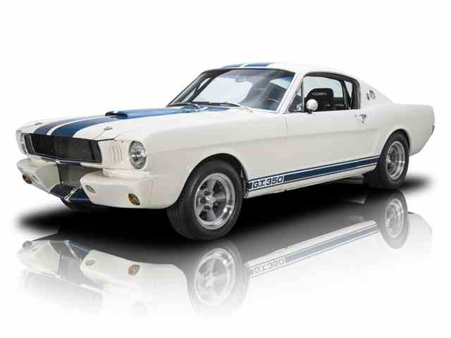 1965 Ford Mustang GT350 | 1042983