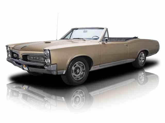1967 Pontiac GTO | 1042988