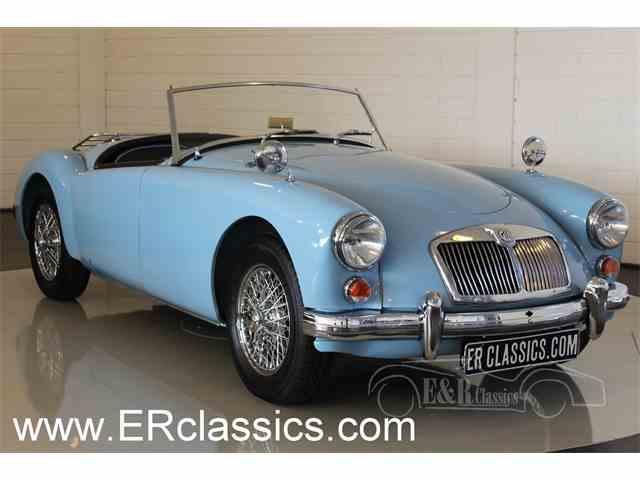 1961 MG MGA | 1040003