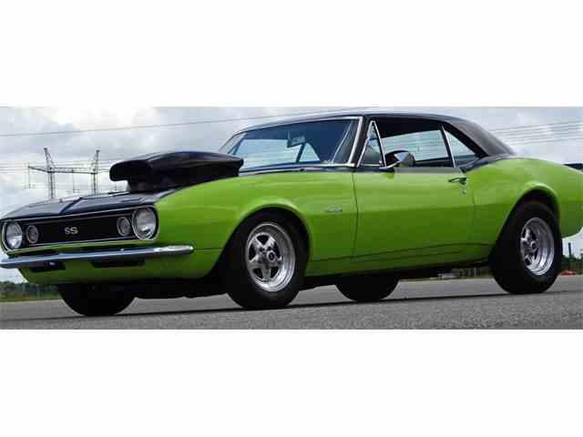 1967 Chevrolet Camaro SS | 1043003