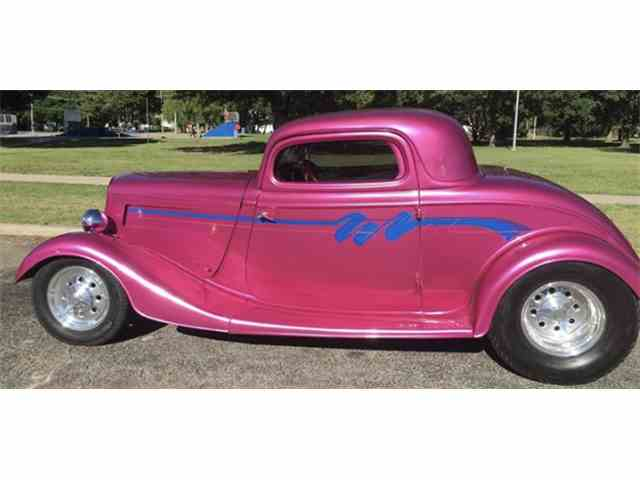 1934 Ford Coupe   1043005