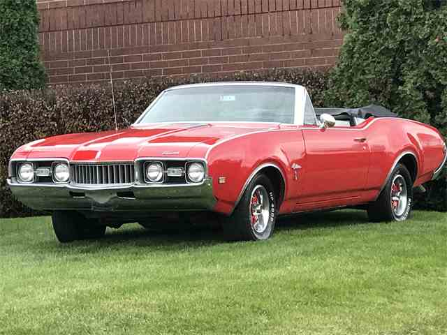 1968 Oldsmobile Cutlass | 1043007