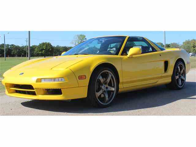 Picture of '97 NSX - MCSK
