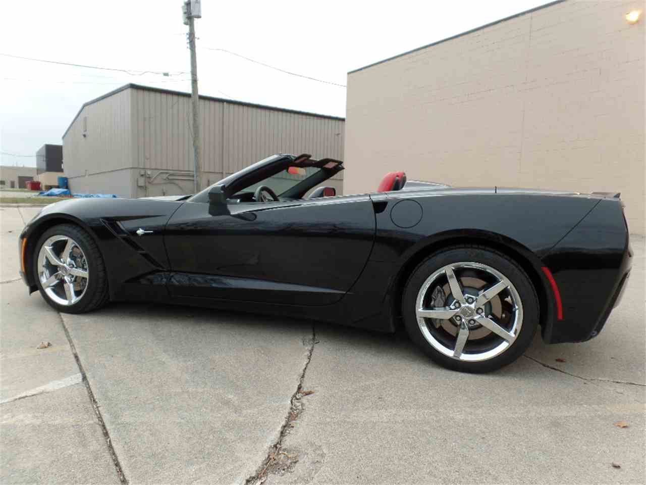 Large Picture of '14 Corvette - $49,500.00 Offered by Dream Cruise Classics - MCSO