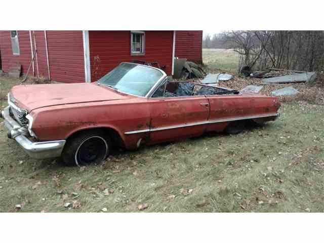 1963 Chevrolet Convertible | 1043021