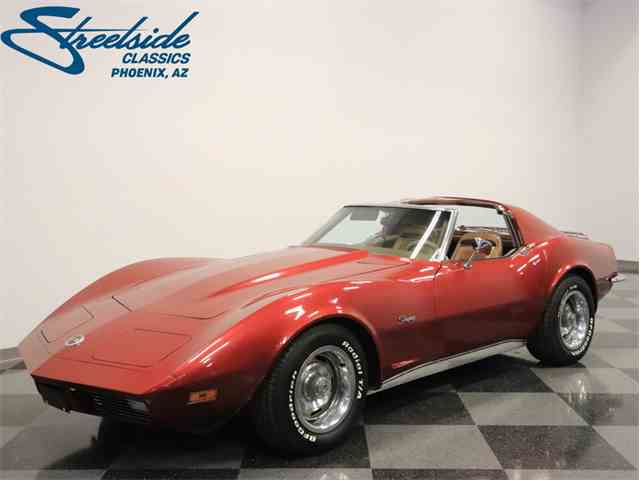 Picture of '73 Corvette - MCSY