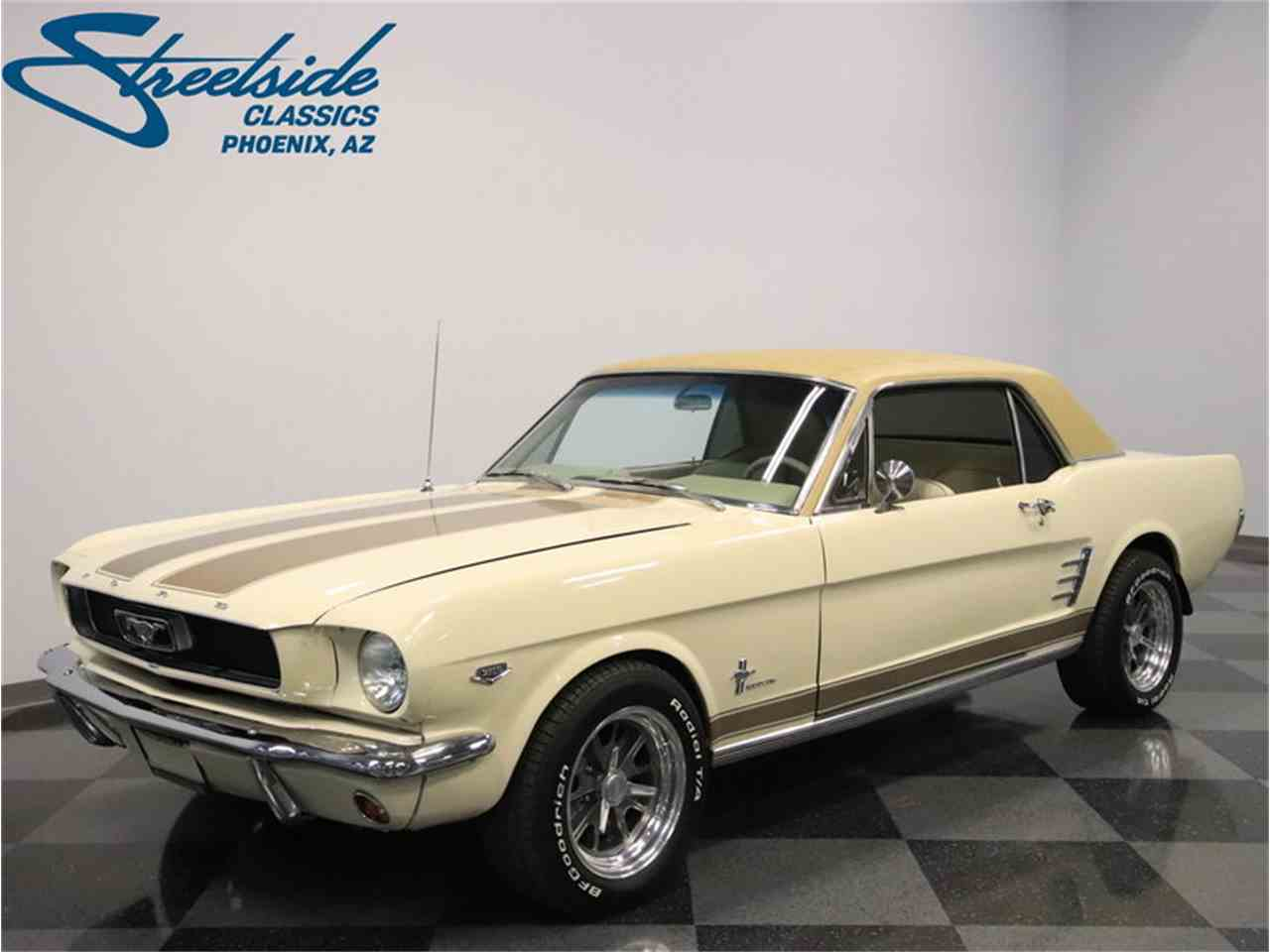 Large Picture of Classic 1966 Ford Mustang - $32,995.00 Offered by Streetside Classics - Phoenix - MCSZ
