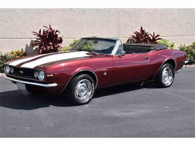 1967 Chevrolet Camaro | 1043028