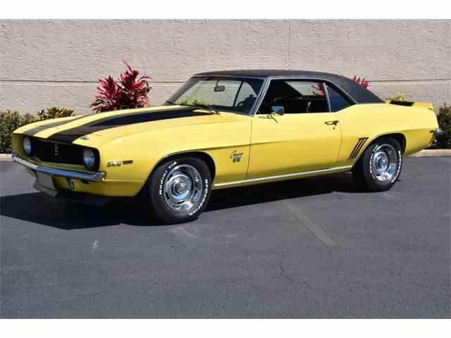 1969 Chevrolet Camaro | 1043030
