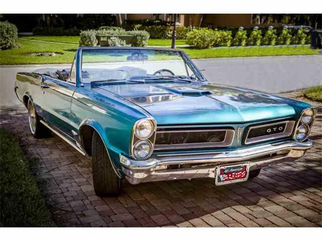 1965 Pontiac GTO | 1043033