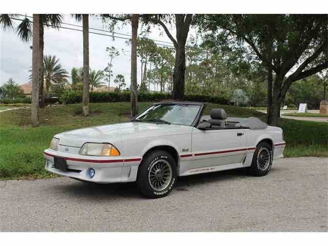 1987 Ford Mustang | 1043046