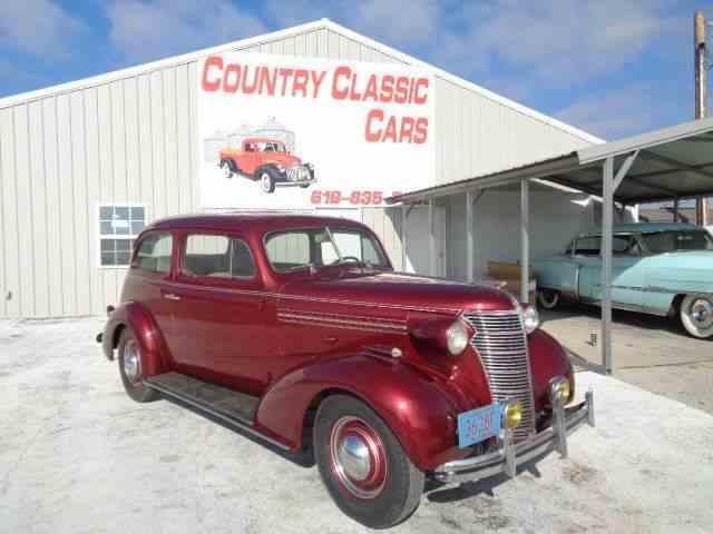 1938 Chevrolet Deluxe | 1043049