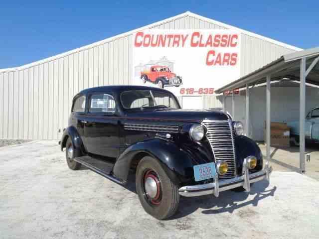 1938 Chevrolet Deluxe | 1043050