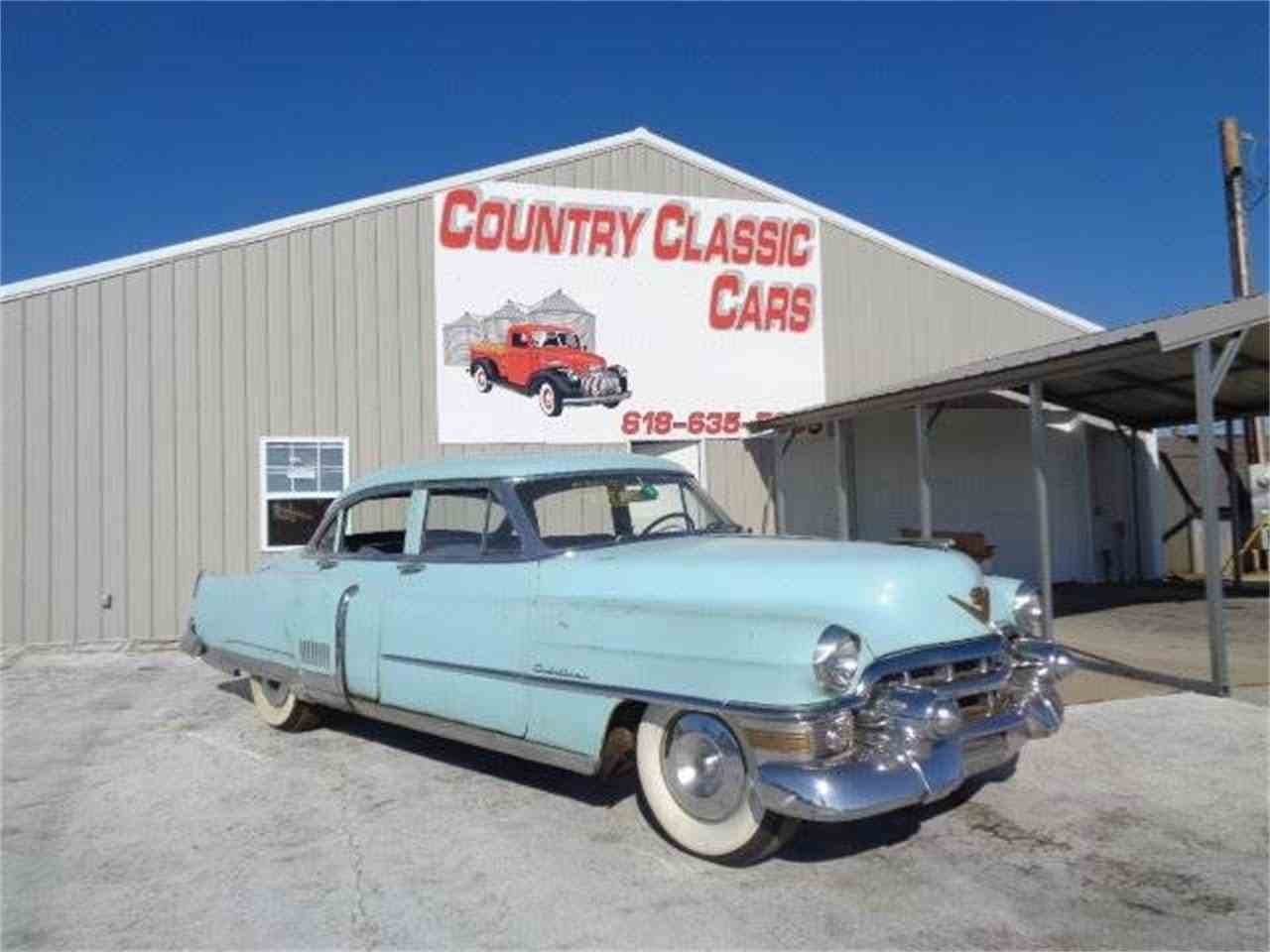 1953 Cadillac Fleetwood for Sale - CC-1043055