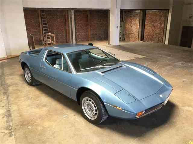 1973 Maserati Merak SS | 1043079