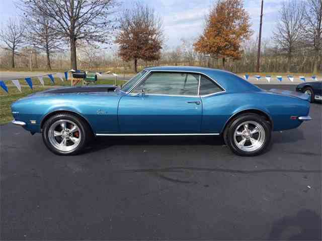 Picture of 1968 Chevrolet Camaro Offered by Central Kentucky Classic Cars LLC  - MCUH