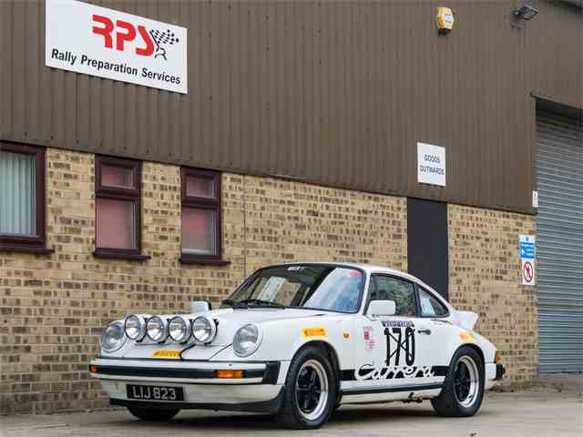Picture of '76 Porsche 911 Carrera S located in Witney OXFORDSHIRE - $86,100.00 Offered by Rally Preparation Services - MCUQ