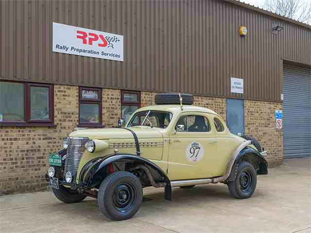 Picture of Classic '38 Chevrolet Coupe located in Witney OXFORDSHIRE - $106,000.00 - MCUX