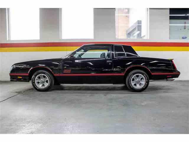 1988 Chevrolet Monte Carlo SS | 1040031