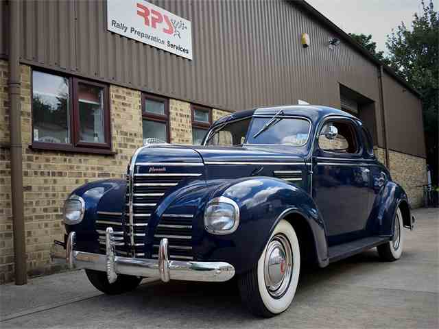 Picture of Classic '39 Plymouth Coupe Offered by Rally Preparation Services - MCV6