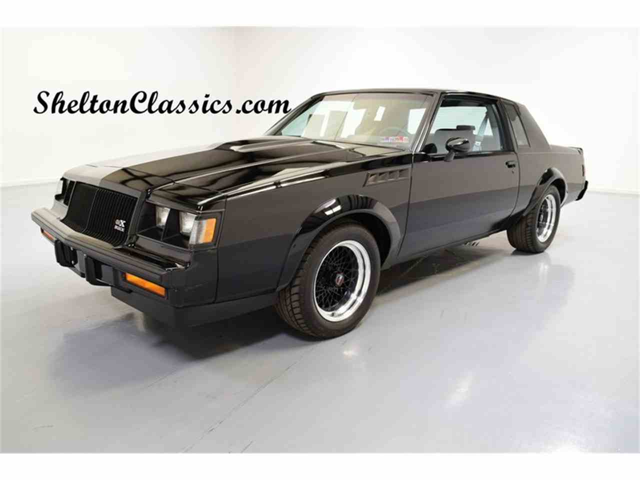 Large Picture of '87 Buick GNX located in Mooresville North Carolina - MCVD