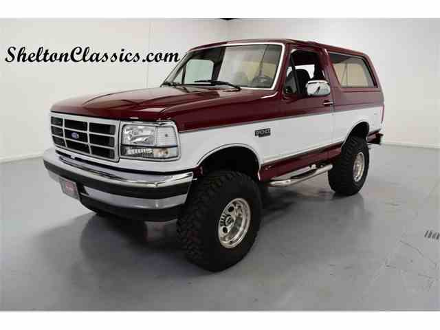 1993 Ford Bronco | 1043114