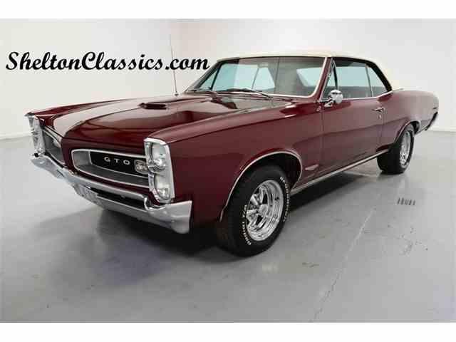 Picture of '66 GTO - MCVN