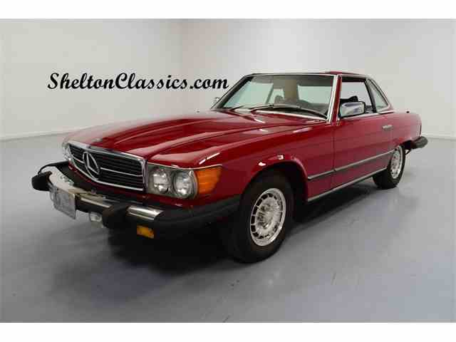 1979 Mercedes-Benz 450SL | 1043125