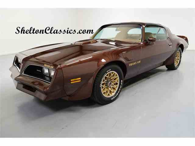 1977 Pontiac Firebird Trans Am | 1043129