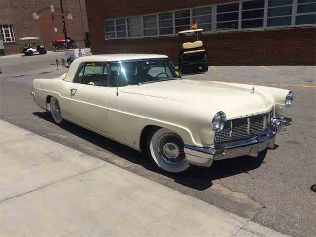 1956 lincoln continental mark ii for sale on 11 available. Black Bedroom Furniture Sets. Home Design Ideas