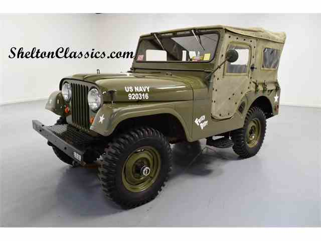 1960 Willys Jeep | 1043145