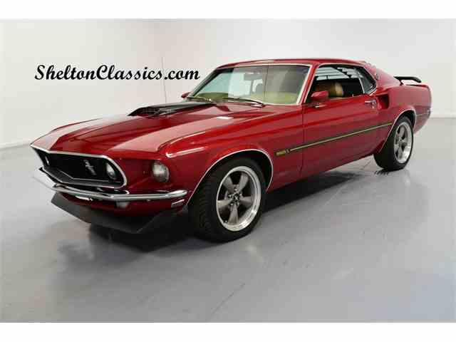 1969 Ford Mustang Mach 1 | 1043150