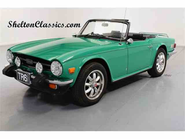 Picture of '76 TR6 - MCWG