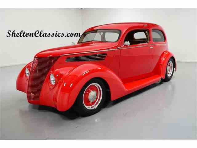 1937 Ford Slantback | 1043153
