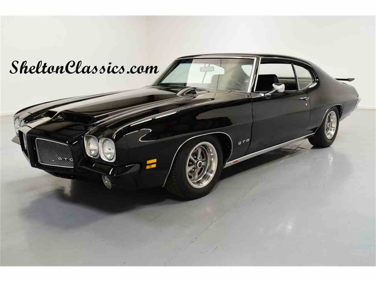 1971 Pontiac GTO for Sale - CC-1043158
