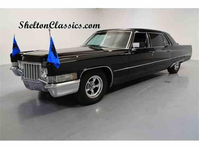 1970 Cadillac Fleetwood   1043166