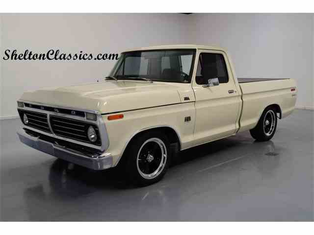 1973 Ford F100 | 1043167